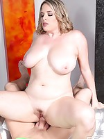 Voluptuous Cans - Banging Natural Tits On A Sunny Afternoon free photos and videos on DDFNetwork.com