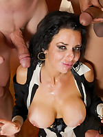 Club Veronica Avluv | Veronica Avluv in Bachelor Party Blow Bang