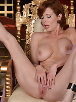 Club Veronica Avluv | Veronica Avluv in Tantra Session Part 1